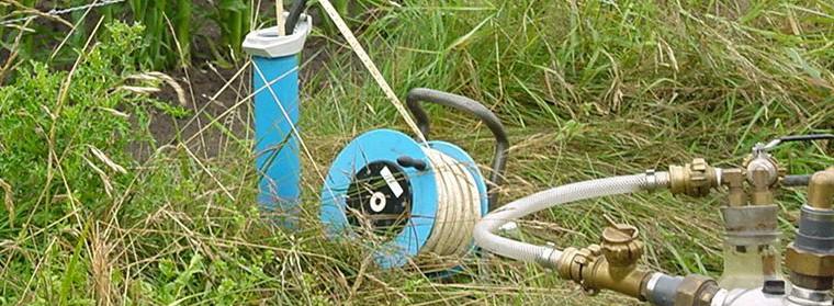 Monitoring für Gewässer