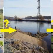Verbreitung von Legionellen über Fließgewässer