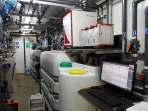 Durchflusszytometrie, Onlinemessung