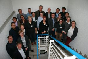 Teilnehmer Kick-off Meeting Projekt Multi-ReUse