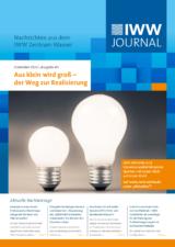 Aus klein wird groß ‑ der Weg zur Realisierung <br>IWW Journal 45